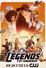 DC's Legends of Tomorrow English subtitles